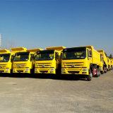 販売のためのSinotruk HOWO 6X4 40のトン10の車輪のダンプトラック