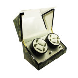 Acrylique Window Special Pattern Watch Winder