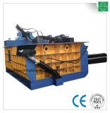 Embaladora inútil hidráulica de las latas de aluminio Y81f-400