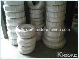 Boyau de teflon tressé d'acier inoxydable de SAE100 R14