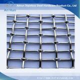 低炭素の鋼線の網の振動スクリーン