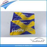 4c Offset imprimé sans échantillon PVC contact IC Card