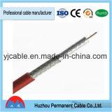 Câble du câble coaxial de liaison LMR400 LMR240 LMR300 de transmission de qualité pour la radio