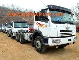 Caminhão FAW barato, Cabeça de trator de 60 toneladas, Caminhão de reboque