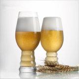 vidrio de cerveza hecho a mano de la taza alemana de la cerveza de 400ml 500ml