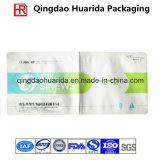 Zoll gedruckter transparenter Plastikverpackungs-Beutel für chemische Produkte