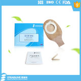 China-gute Qualitätsdränierbarer zweiteiliger Colostomy-Großhandelsbeutel