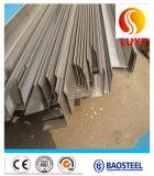 Ángulo de acero inoxidable ASTM 301+Barra de canales