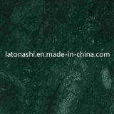 L'Inde poli pour revêtement de sol en marbre vert moyen et le mur