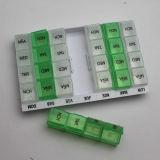 Wöchentlicher Medizin-Organisator-Kasten (PT6039)