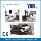 Ярлык высокого качества Zb-320 автоматический проверяя машину с Ce