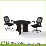 Tavolino da salotto rotondo del tavolo di riunione della stanza dell'ufficio