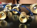 De calidad superior Mejor precio Ce Latón válvula de bola para conectar tubos