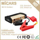 Mini dispositivo d'avviamento di salto della multi di funzioni degli strumenti casella sottile automatica Emergency dell'automobile