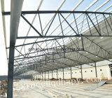 Casa de galinha pré-fabricada para a produção da galinha