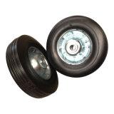 """10.5 rotella di gomma semi pneumatica di pollice 10.5 """" X2 """""""