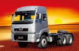 Pista 6X4 380HP LHD del carro de FAW y carros del alimentador de Rhd