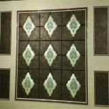 Акустическая панель стены доски 3D потолка панели крыши названия стены панели украшения панели панели 600*600 декоративная