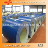 Galvanizado Prepainted/cor revestiu telhas de telhadura onduladas do aço ASTM PPGI/quente/laminada telhando a bobina de aço do zinco