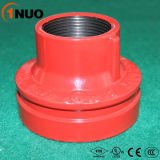 300psi Schwergewichts- Thick Ductile Iron Pipe Fittings Threaded Reducer