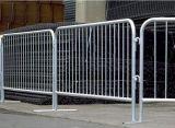 PVC 군중 통제 방벽