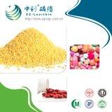Constructeurs de lécithine de soja/usine - lécithine pharmaceutique de soja de pente (granule)