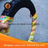 중국 땅 사자 거리 패턴 스쿠터 타이어 3.50-10