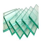 vidrio de flotador del claro de 2-19m m con el CE/certificado del SGS/de la ISO
