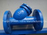 Kneedbare het y-Type van Filter van het Ijzer Zeef (GL41-10/16)