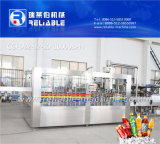 Machine de conditionnement de mise en bouteilles de fournisseur de boissons automatiques d'or de soude