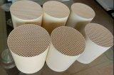Intercambiador de calentador refractario de panal de cerámica