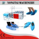 Neuer Zustand Ultraschall-PET Schuh-Deckel, der Maschine herstellt