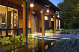 Iluminación solar portable al por mayor del paisaje del jardín