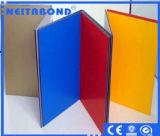 PVDF придают огнестойкость алюминиевой составной панели используемой на списке цен на товары стены Currtain