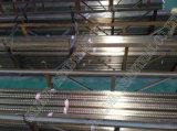 Pipe d'acier inoxydable avec la configuration
