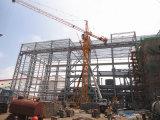 Bâti de structure métallique pour la construction d'atelier