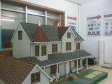 Asphalt-Dach-Schindel 12 färbt 5 Formen
