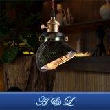 Lampada Pendant di stile industriale di vetro lesto di disegno con buona qualità