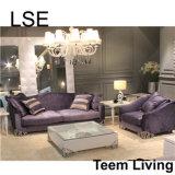 Nuovi sofà sezionali superiori classici Ls-102 del Lse