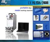 machine de marquage au laser portatif de métal (HSGQ-10W)