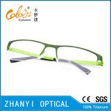 Beta blocco per grafici di titanio di vetro ottici del monocolo di Eyewear di modo (8209)