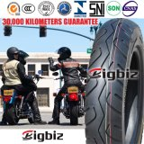 Pneu resistente da motocicleta do uso da fonte grande da fábrica (5.00-12)