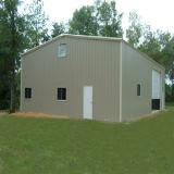 Garage prefabbricato della struttura d'acciaio con la certificazione del Ce