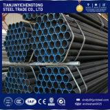 1.4301 Tubulação de aço sem emenda material DIN17440 de grande diâmetro