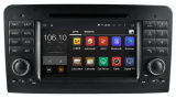 Antirreflexo Carplay Android Market 7.1 Navigatior GPS veicular para Mercedes Benz Gl Ml Class DVD player de MP4