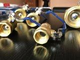 Valvola a sfera d'ottone del migliore Ce superiore di prezzi per i tubi di collegamento