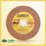 roda fina super da estaca do aço inoxidável do camelo de 105mm