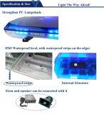Barre de lumière de voiture de police d'urgence LED