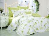 Baumwolle 100% mit der reagierenden gedruckten Bettwäsche eingestellt (YH1341-2)
