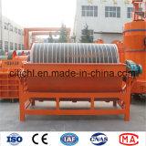 Máquina magnética permanente do separador do processo molhado para a concentração do ferro
